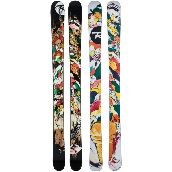 Rossignol Sickle Alpine Skis (For Men and Women)