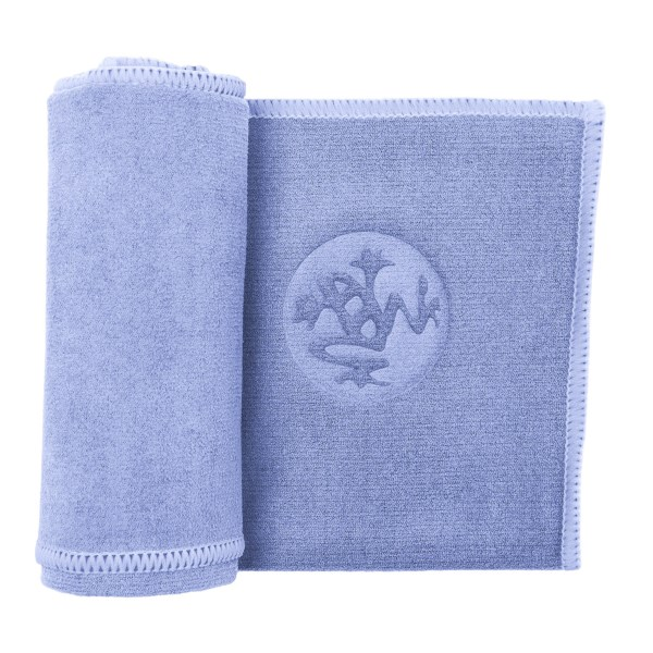 CLOSEOUTS . Manduka's Equa hand towel is crafted of highly absorbent, extremely soft and fast-drying microfiber, making it ideal for yoga, Pilates and aerobic workout sessions. Available Colors: PETRA, POSEIDON, SHADE, FRESCA, EMBRACE, REVEL, THRIVE, SOOTHE, SWOON, BLUSH, DARE, LURE, MOONSTONE, SERENDIPITY, SEAGLASS, NIRVANA, STILLNESS, ENERGY, INSIGHT, INTUITION, SEAGLASS/NPNT, VIBRATION.