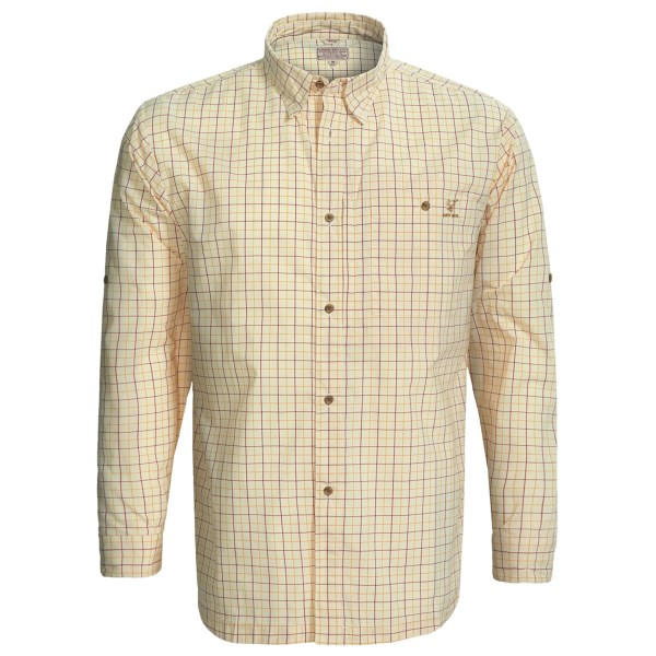 Hardy Radcliffe Tattersall Shirt - Long Sleeve (for Men)