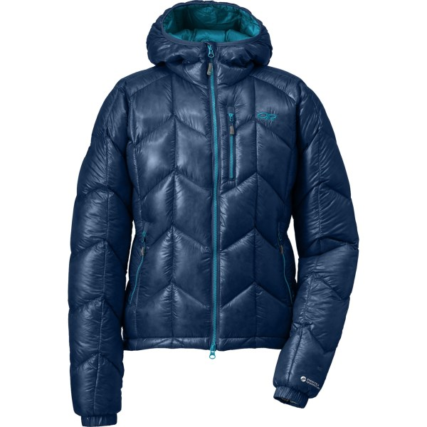 Outdoor Research Incandescent Down Hooded Jacket - 800  Fill Power (For Women)