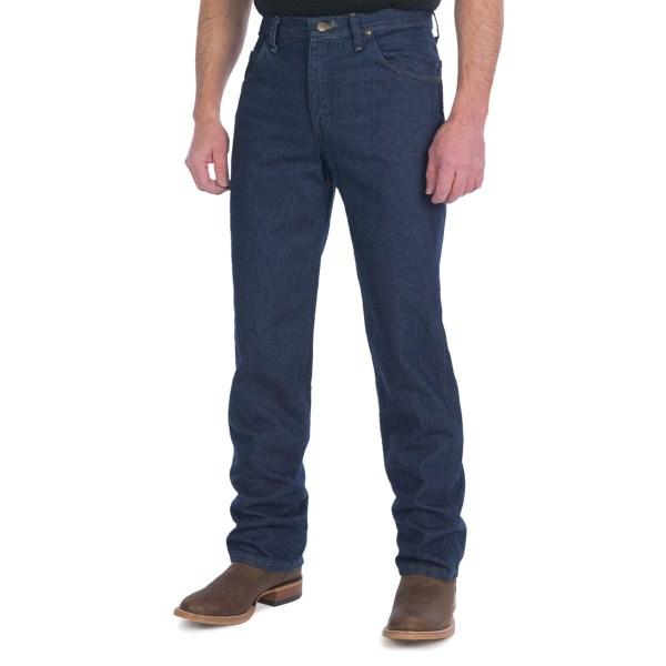 Wrangler Premium Performance Jeans - Cowboy Cut, Slim Fit (For Men)