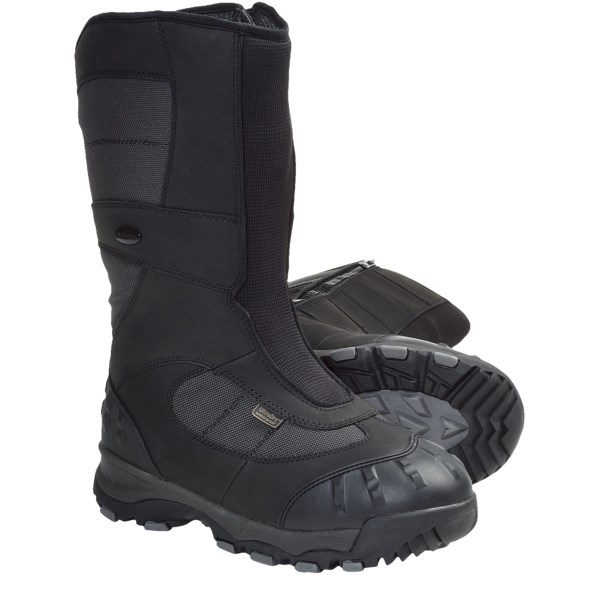 Best Men;s Snow Boots Reviews | NATIONAL SHERIFFS' ASSOCIATION