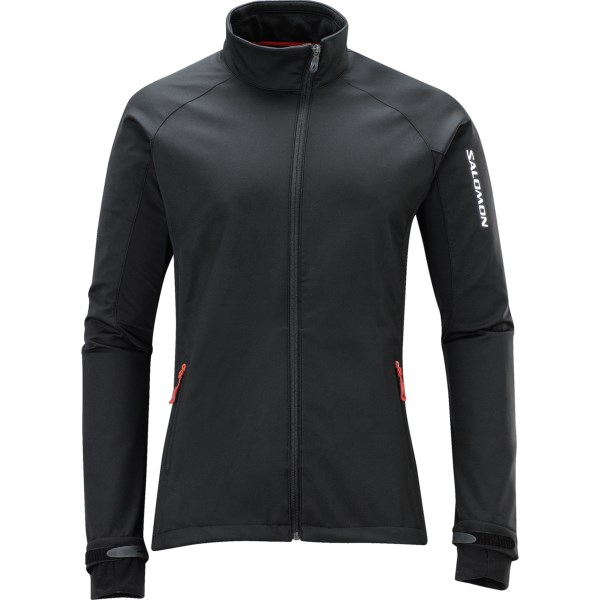 photo: Salomon Women's Active IV Softshell Jacket