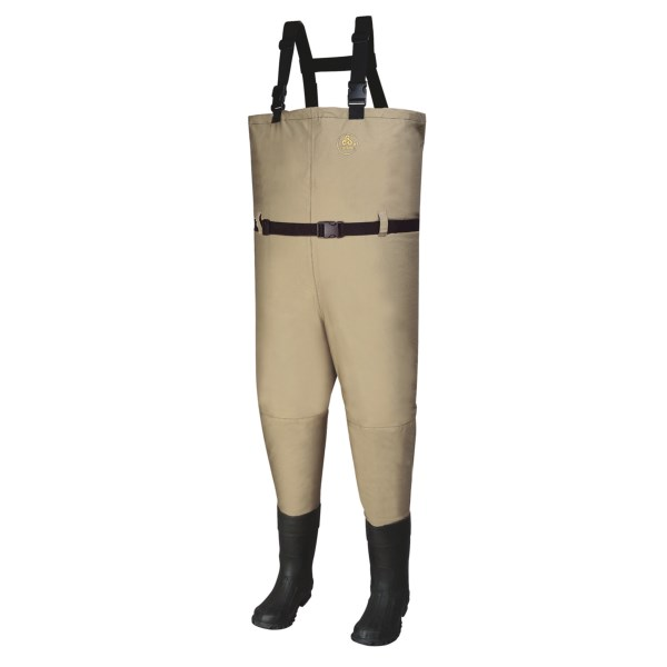 Pro Line Wallkill Chest Waders - Bootfoot, Felt Sole (For Men and Women)