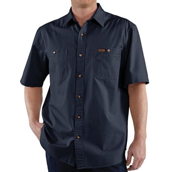 Carhartt Trade Shirt - Short Sleeve (For Men)