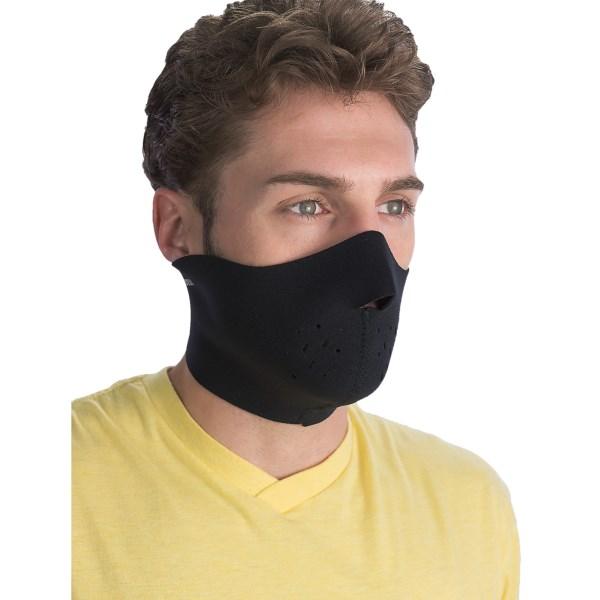 Komperdell XA-10 Face Mask  Neoprene, Fleece Backing