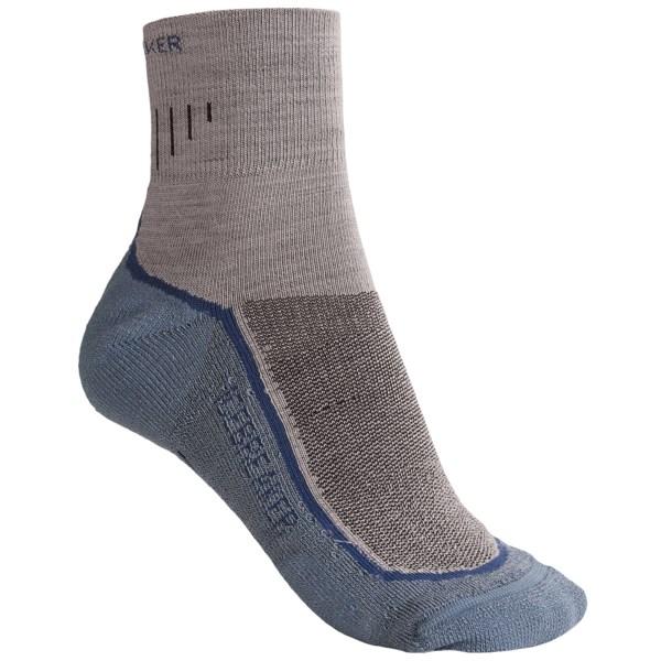 Icebreaker Mini Sport Sock Grab Bag   Set of 3  Merino Wool  No Cushion (For Women)     (S )