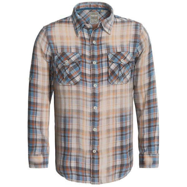 True Grit Vintage Plaid Shirt - Long Sleeve (For Men)