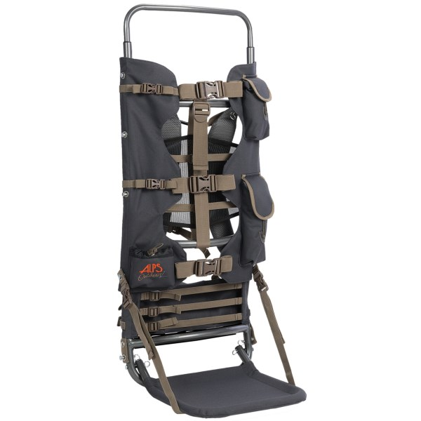 3cdc316846b9 ALPS Mountaineering Renegade Freighter Backpack External Frame SEE PHOTO ( )