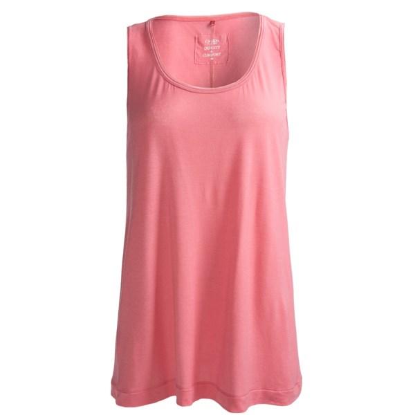 Calida Swetlana Single Jersey Lounge Shirt - Sleeveless (For Women)