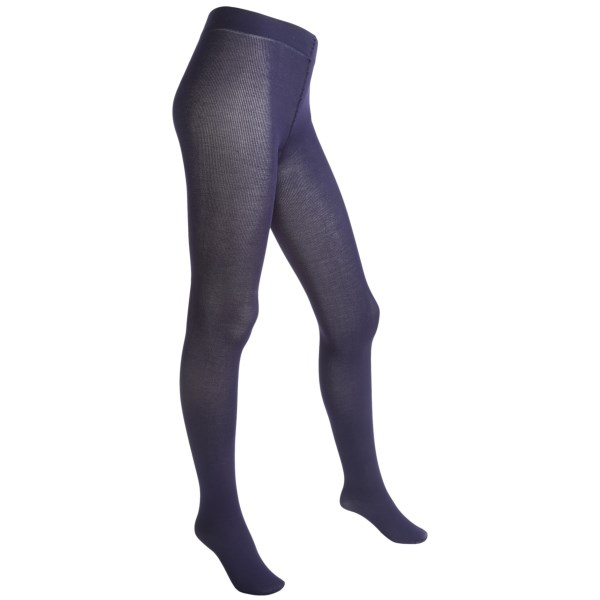 Goodhew Stretch Tights - Rayon-Nylon (For Women)