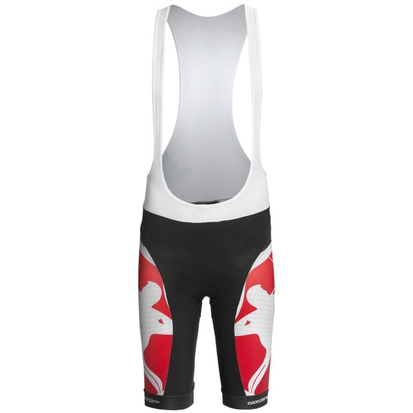 Giordana Trade Cycling Bib Shorts - UPF 50+