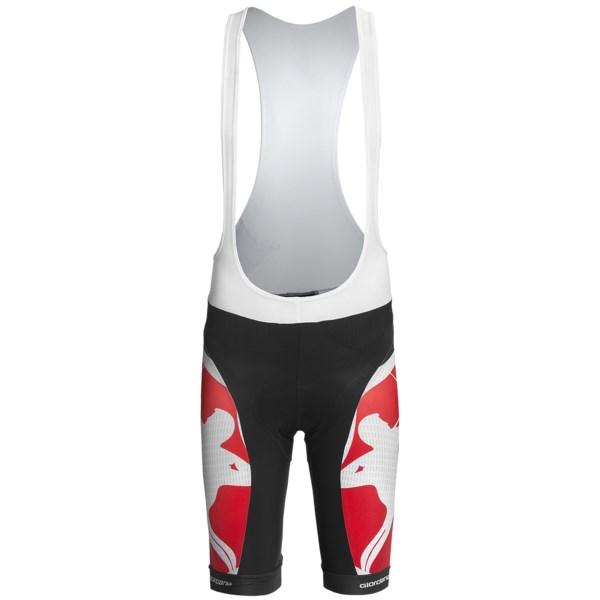 Giordana Trade Cycling Bib Shorts - UPF 50+