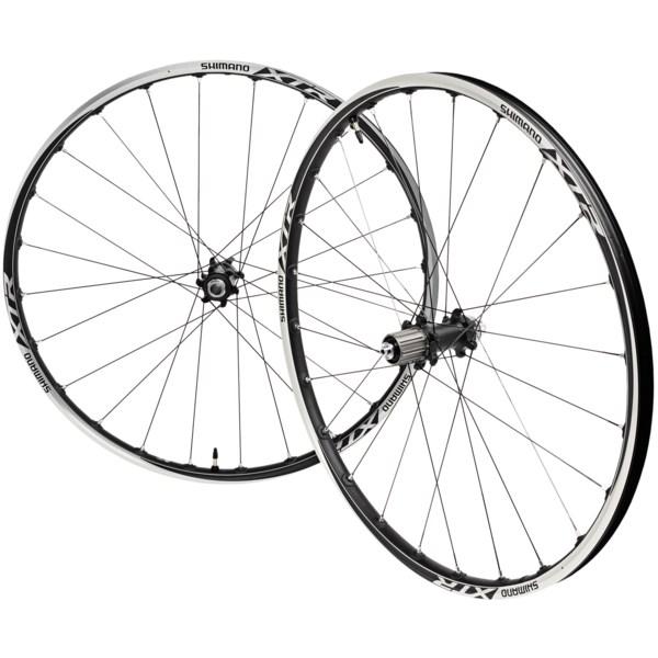 "Shimano XTR Wheelset UST, 26"""