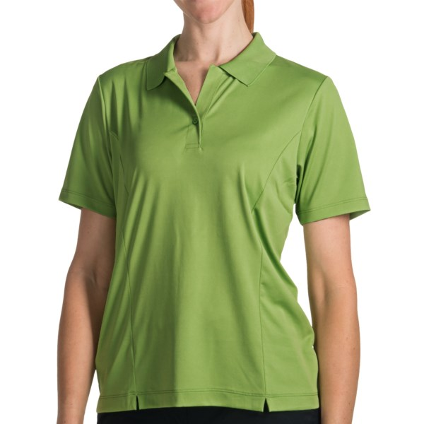 Fairway and Greene Whitney Polo Shirt - Short Sleeve (For Women)