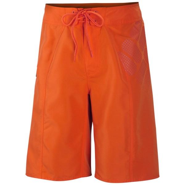 Columbia Sportswear Bouncing Rock II Logo Boardshorts - UPF 30 (For Men)