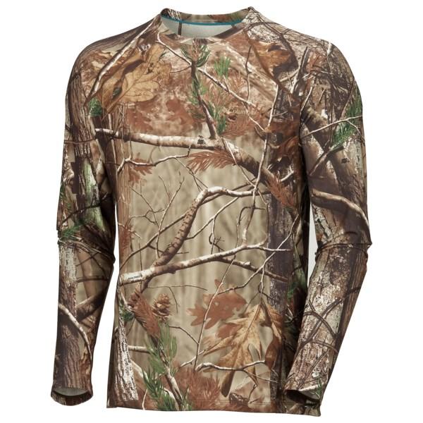 Columbia Sportswear PHG Base Layer Omni-Heat(R) Top - Midweight, Long Sleeve (For Men)