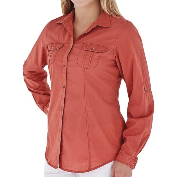 Royal Robbins Summer Camp Shirt - Long Sleeve (For Women)