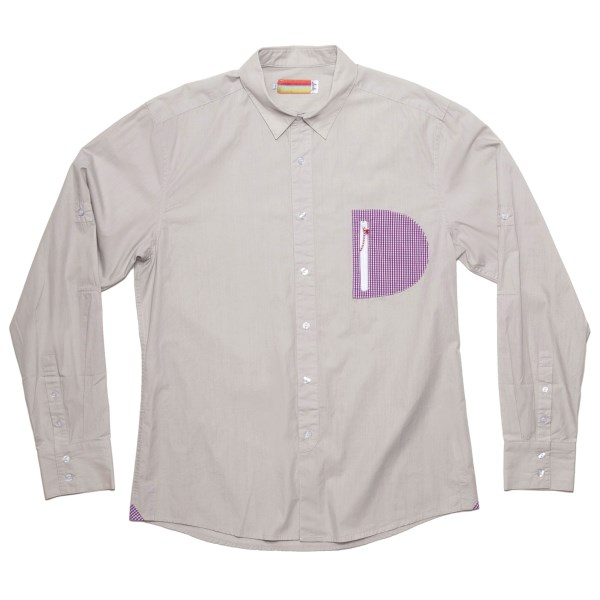 SLVDR Hamlin Shirt - Slim Fit, Long Sleeve (For Men)