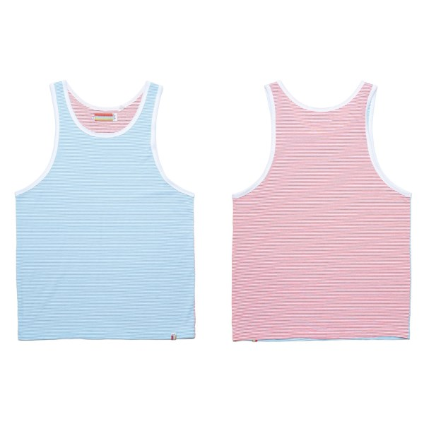 SLVDR Norte Tank Top - Stretch Cotton (For Men)
