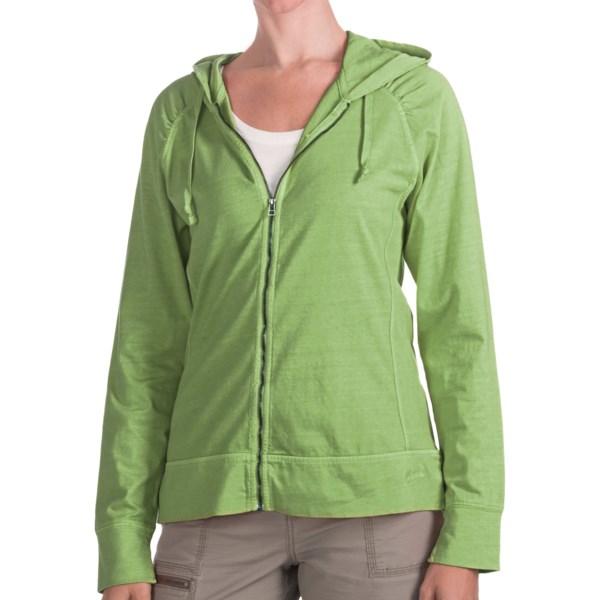 Woolrich First Forks Sweatshirt - Upf 50 , Zip Front (for Women)