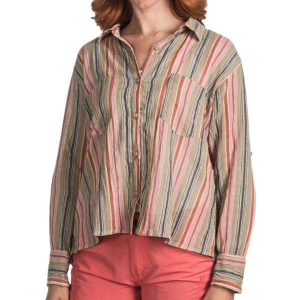 Gramicci Batumi Shirt - Long Sleeve (For Women)