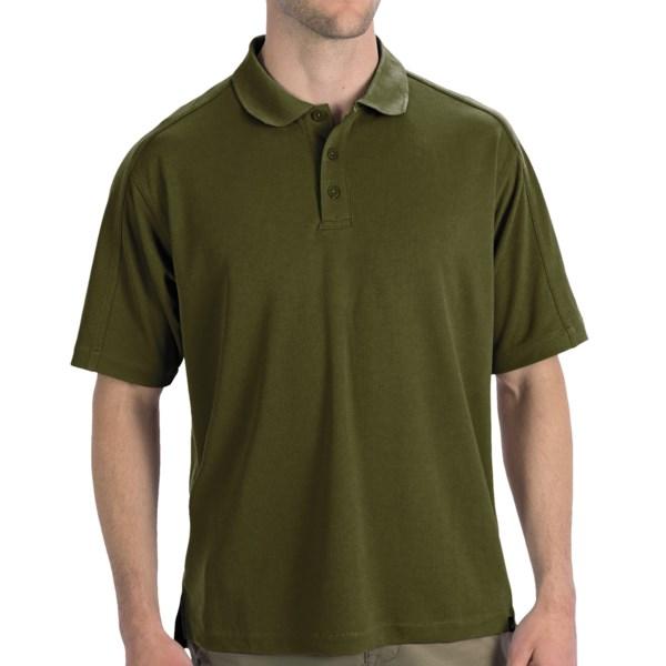 Woolrich Destination Polo Shirt - UPF 30 , Short Sleeve (For Men)