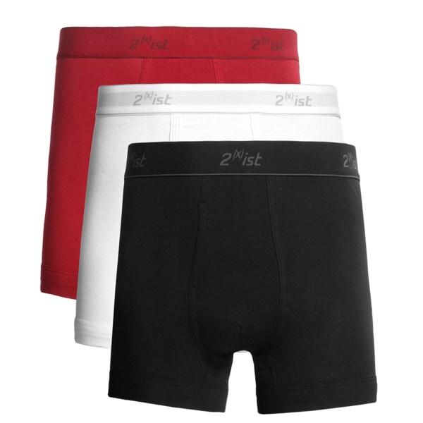 2(x)ist Boxer Briefs 3 Pack (For Men)