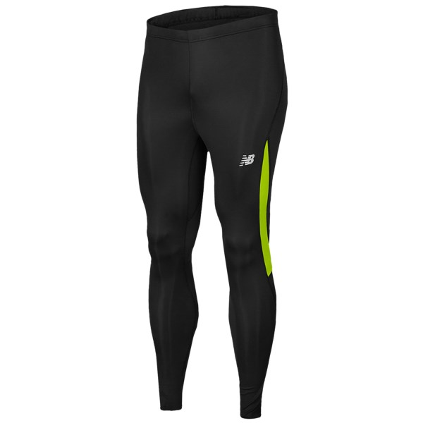 photo: New Balance Men's Go 2 Running Tights