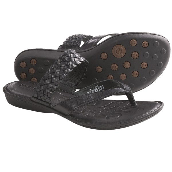 b9c5c3f4bd6ab3 UPC 887316014569 product image for Born Joya Sandals - Leather (For Women)