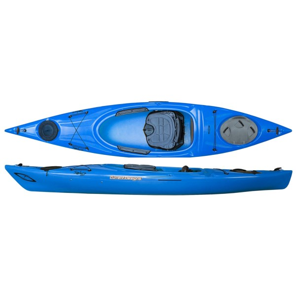 photo: Current Designs Solara 120 Kayak