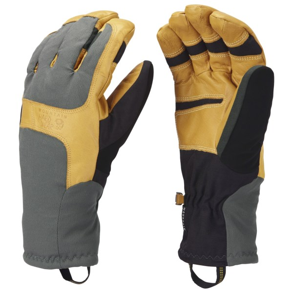 Mountain Hardwear Zeus Gloves - Waterproof (For Men)