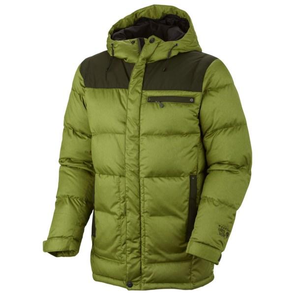 Mountain Hardwear Greenwich Coat