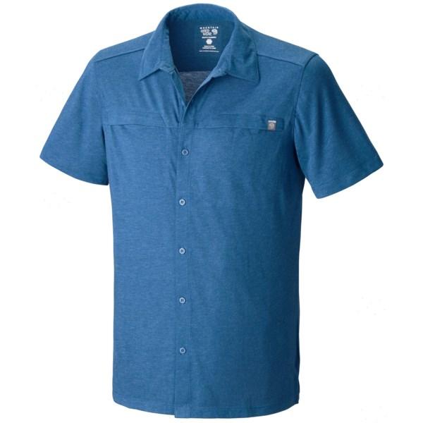 Mountain Hardwear Frequentor S/S Shirt