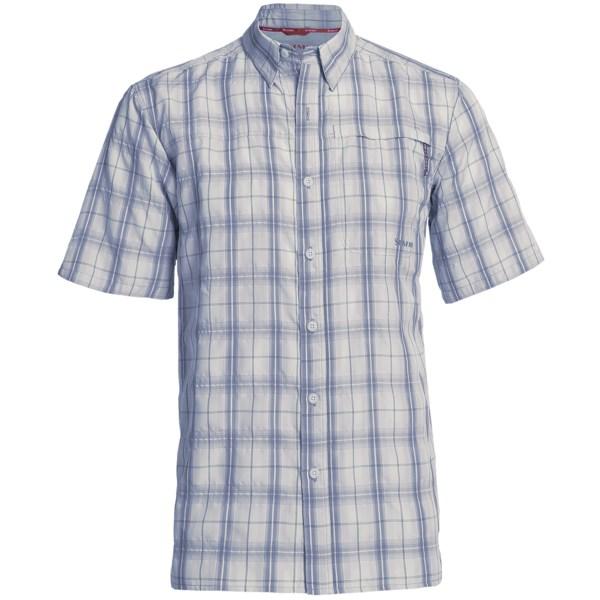 Simms Outer Banks Shirt - UPF 30 , Short Sleeve (For Men)