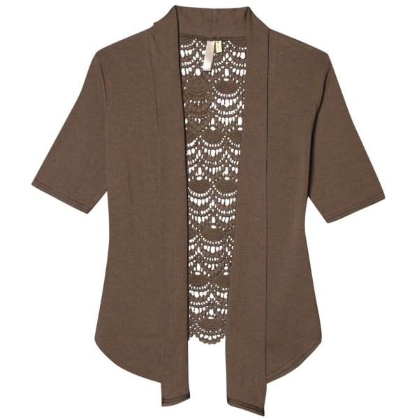Discount clothing stores Aventura Clothing Kierra Cardigan Sweater - Short Sleeve (For Women)