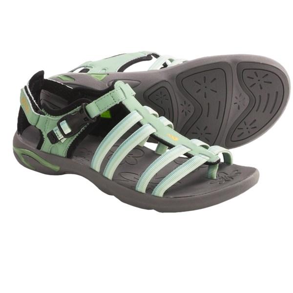 Ahnu Pescadero Sandals