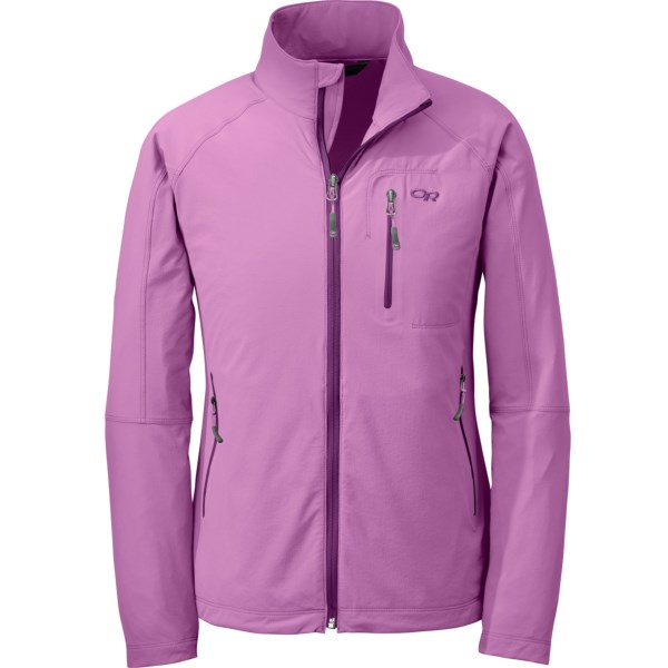 Outdoor Research Ferrosi Soft Shell Jacket (For Women)