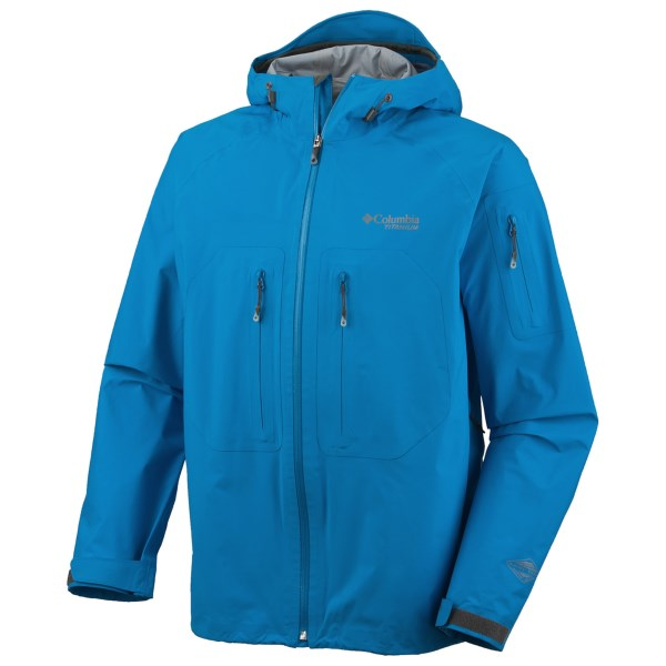 photo: Columbia Peak 2 Peak Jacket
