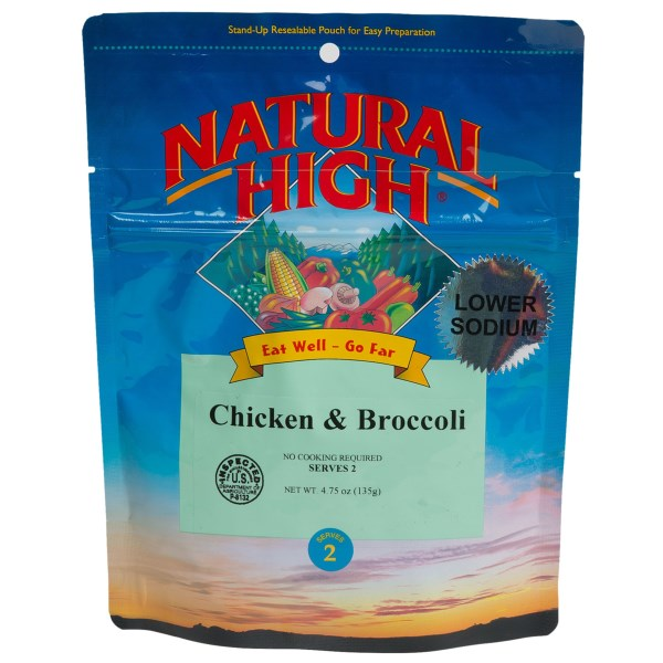 photo: Natural High Chicken & Broccoli with Noodles