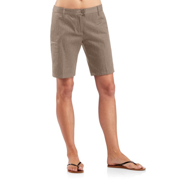 Icebreaker Vista Shorts - UPF 50 , Merino Wool-Cotton (For Women)