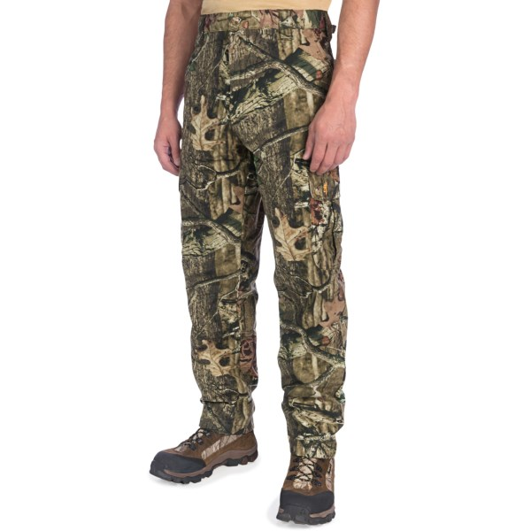 c2e13a4935cd7 Browning Wasatch Chamois Camo Hunting Pants (For Big Men) MOSSY OAK  INFINITY (3XL