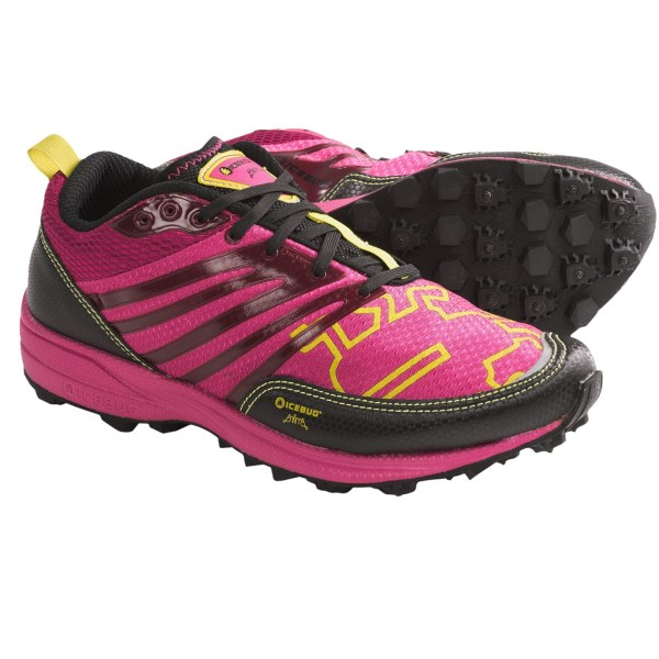 Icebug Anima BUGrip Trail Running Shoes (For Women)