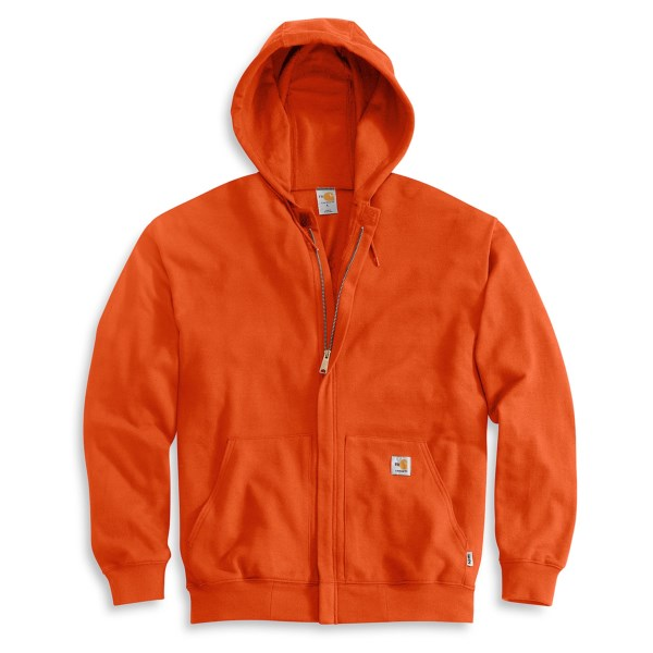 Carhartt Flame-Resistant Sweatshirt - Midweight, Hooded (For Tall Men)