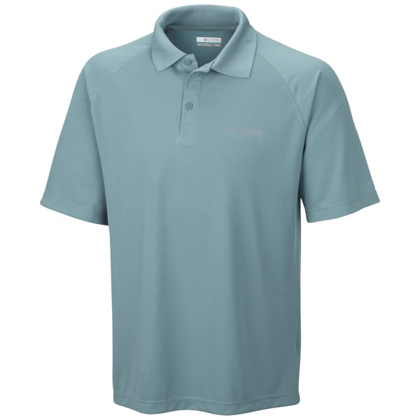 Columbia Sportswear Terminal Tackle Polo Shirt - UPF 50, Short Sleeve (For Men)