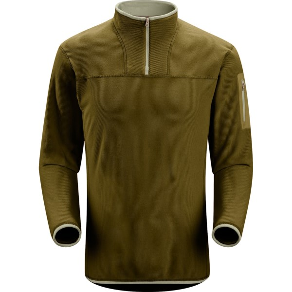Arc'teryx Caliber Zip Neck