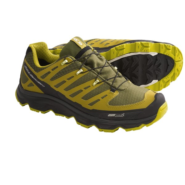 Salomon Synapse CS Trail Shoes Waterproof (For Men)