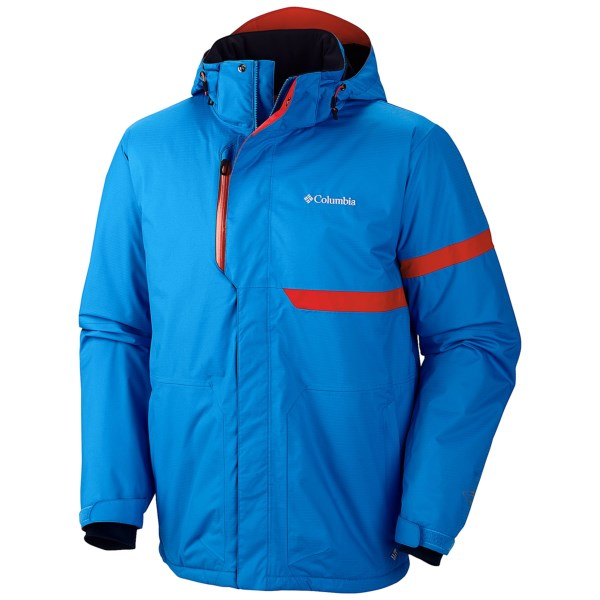 Columbia Sportswear Fusion Exact Omni-Heat(R) Ski Jacket - Waterproof, Insulated (For Men)