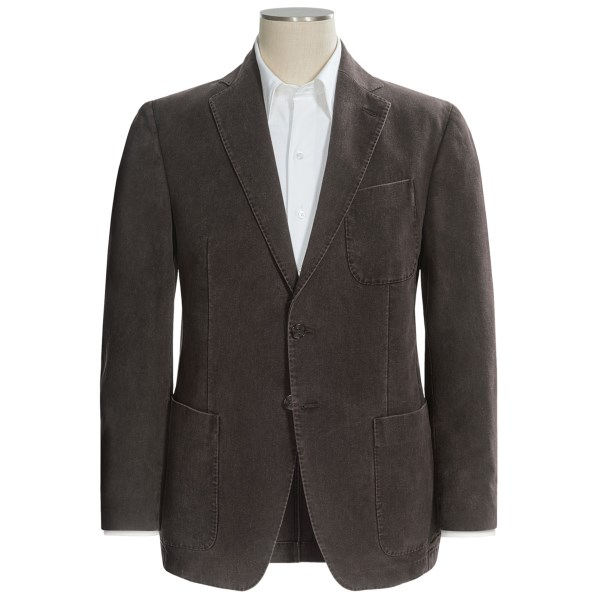 Sporting Goods Stores Riviera Styx Cotton Canvas Sport Coat (For Men)