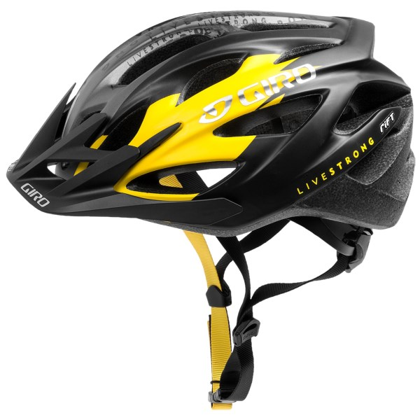 Giro Rift Livestrong Bike Helmet (For Men and Women)